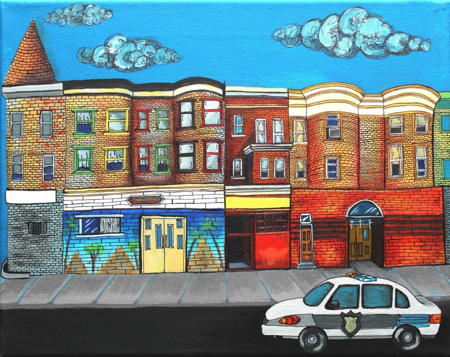 Baltimore Study 1 - With Friends Like These - 2018